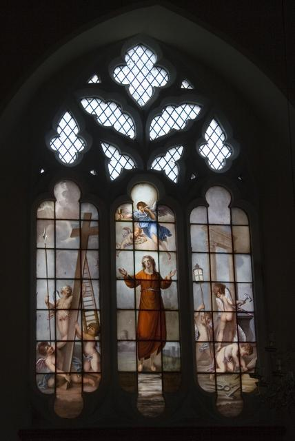 Christ Contemplating His Crucifixion
