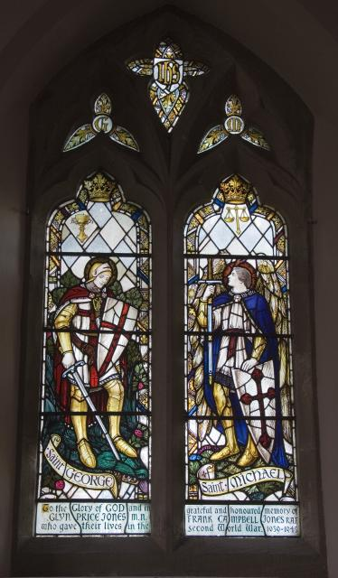 St George and St Michael
