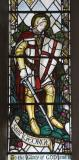 St George and the Dragon: St George and St Michael