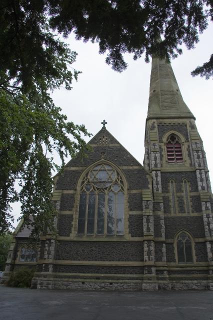 Church of St John, Colwyn Bay, Conwy _MG_5582.jpg Photo © Martin Crampin, Imaging the Bible in Wales