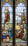 Christ with John the Baptist: Scenes from the New Testament with the Twelve Apostles