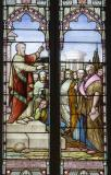 Paul Preaching in Athens: Scenes from the New Testament with the Twelve Apostles