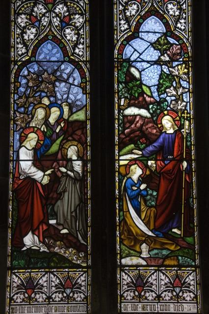 Scenes from the Gospels with Mary and Martha