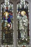 A Soldier Presented to Christ by St George