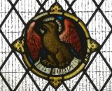 Eagle, Symbol of St John the Evangelist: Christ the Good Shepherd and the Light of the World