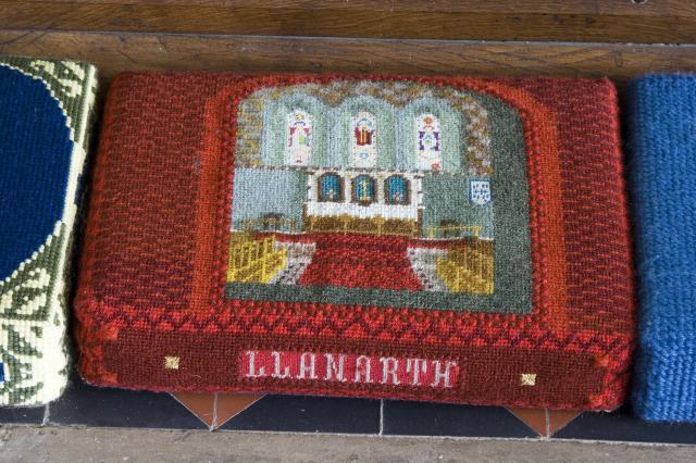 The Sanctuary of St David, Llanarth