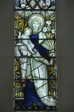 Virgin and Child: Virgin and Child with St Luke and St John