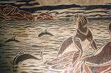 Walrus and Dolphins: O ye Whales & all that move in the Waters Bless ye the Lord