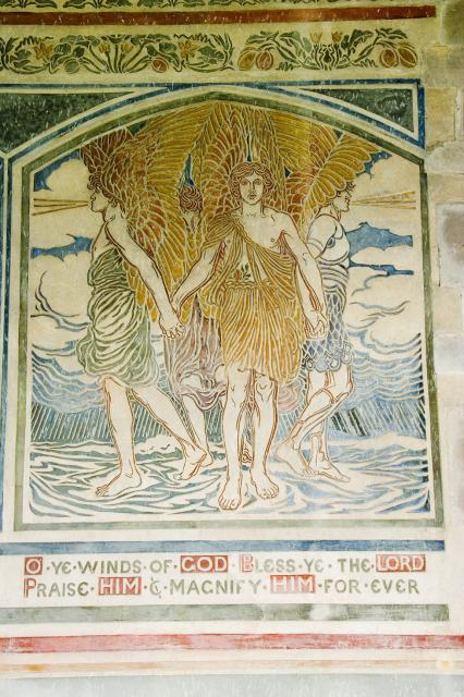 O ye Winds of God Bless ye the Lord    from    The Benedicite