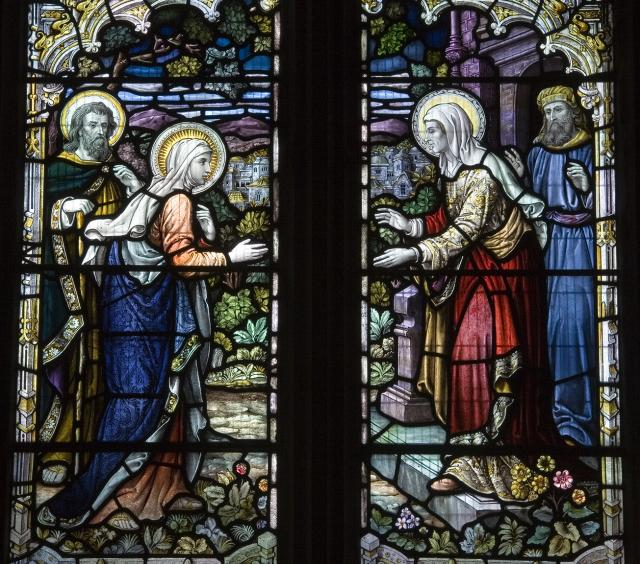 The Visitation with Simeon and Anna