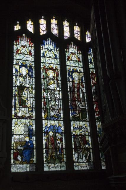 St Chad, St Oswald, St Martin and St Francis