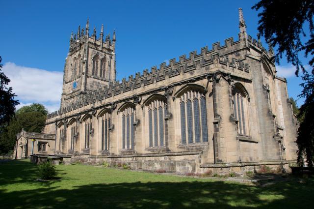 Church of All Saints, Gresford, Wrexham Gresford_DSC6016A.jpg Photo © Martin Crampin
