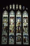 Joshua, David, St Alban & St George