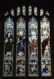 Elizabeth, the Virgin Mary, Christ the Good Shepherd and St John the Baptist