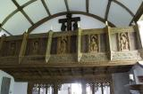 Figures on the Rood Screen