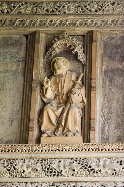 St Paul    from    Figures on the Rood Screen