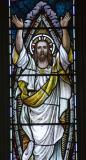 Figure of Christ: The Transfiguration