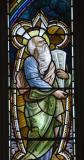 Figure of Moses with the Ten Commandments: The Transfiguration