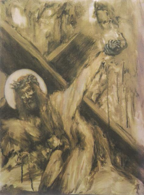 The Third Fall    from   Stations of the Cross
