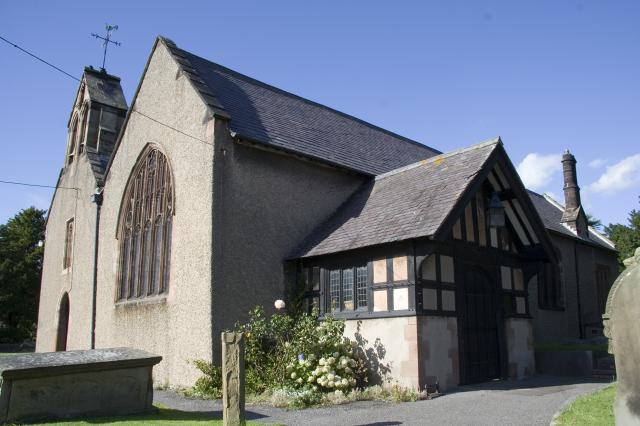 Church of St Tyrnog, Llandyrnog, Denbighshire _MG_7120.jpg Photo © Martin Crampin