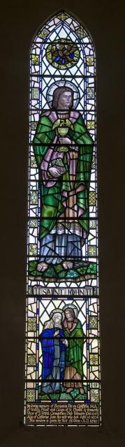 St John the Evangelist    from    St John and Christ with Children