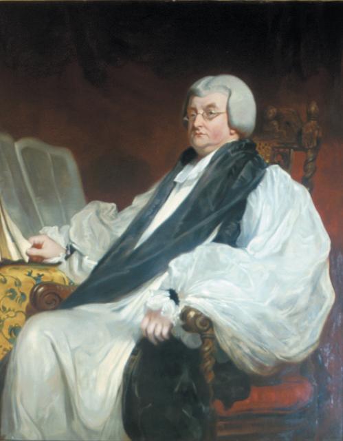 Thomas Burgess, Bishop of St Davids