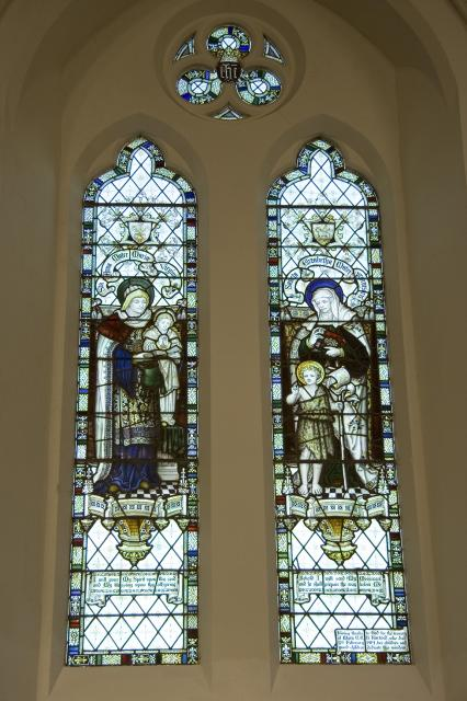 St Anne Teaching the Virgin to Read and St Elizabeth with John the Baptist
