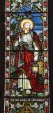 Christ the Light of the World: Moses and the Brazen Serpent with Christ the Good Shepherd and the Light of the World