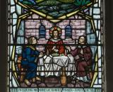The Supper at Emmaus: Christ the Good Shepherd with the Supper at Emmaus