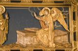 An Angel greets the Three Marys at the Empty Tomb: The Three Marys Visit the Empty Tomb