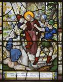 The Arrest of Christ: Scenes from the Life of Christ