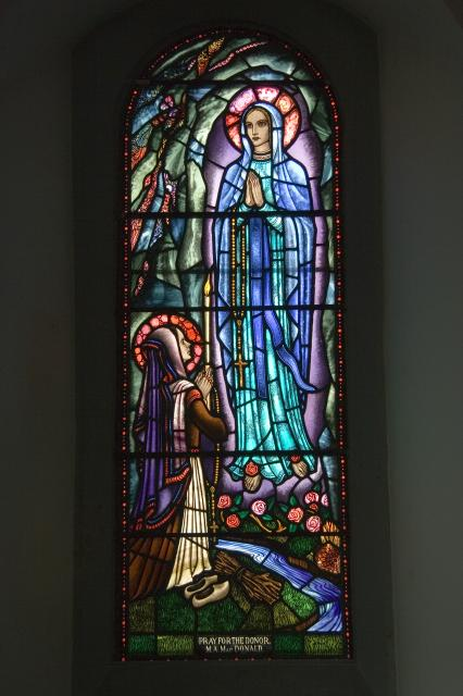 Apparition of the Virgin Mary at Lourdes to Bernadette