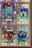 Symbols of the Twelve Tribes of Israel