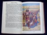 Crossing the Jordan    from    Illustrations from The School Bible