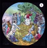 The Sermon on the Mount    from    Set of Lantern Slides