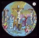 The Crucifixion    from    Set of Lantern Slides