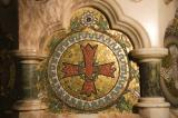 Cross with Crown of Thorns: Various Symbols