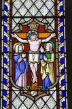 Crucifixion with Mary and John    from    Scenes from the Passion and Resurrection of Christ
