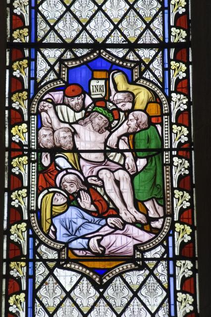 The Deposition    from    Scenes from the Passion and Resurrection of Christ