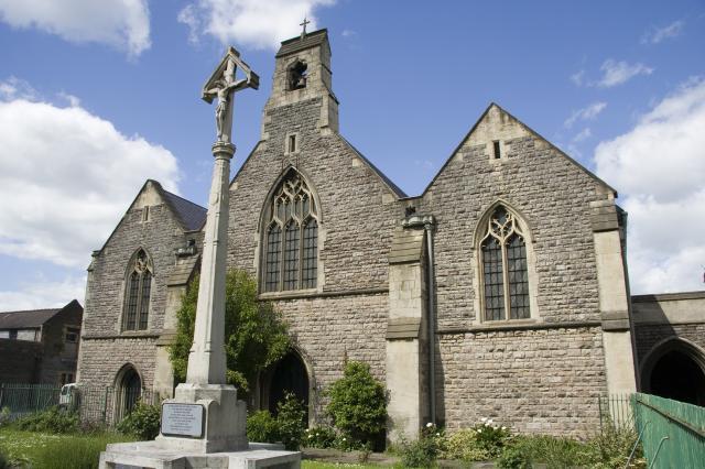 Church of St Saviour, Splott, Cardiff, Glamorgan _MG_1867.jpg Photo © Martin Crampin, Imaging the Bible in Wales