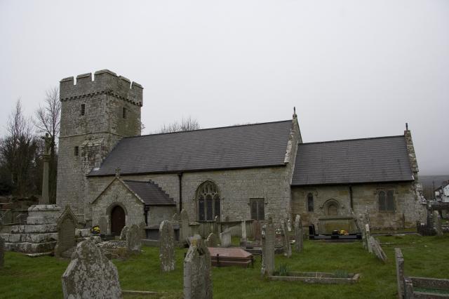 Church of St James, Pyle, Bridgend _MG_9144.jpg Photo © Martin Crampin, Imaging the Bible in Wales