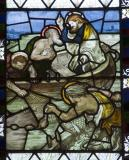 The Miraculous Draught of Fishes: St Simon, St Peter, St Jude and Scenes from the New Testament