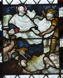 Paul's Shipwreck: St Simon, St Peter, St Jude and Scenes from the New Testament