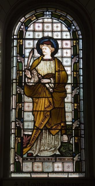 Daniel    from    Prophets and Evangelists