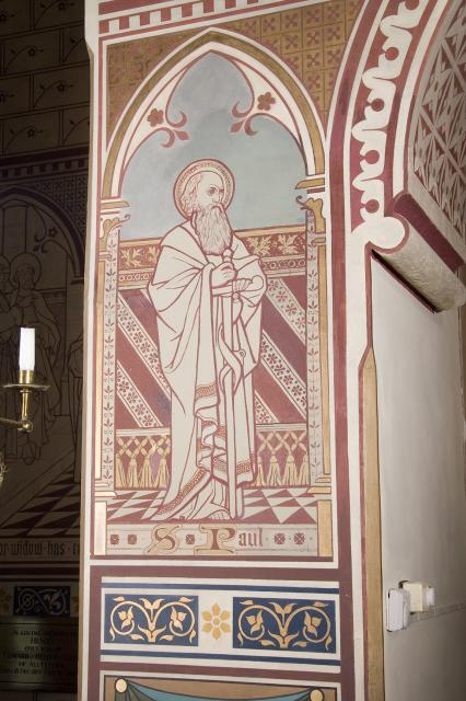 St Paul    from    Scenes from the Gospels