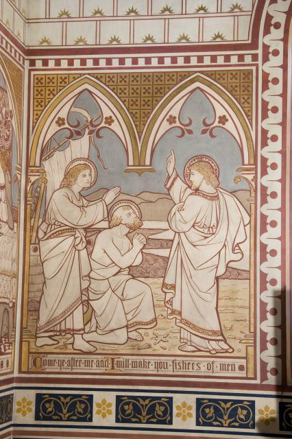 The Calling of Peter and Andrew    from    Scenes from the Gospels