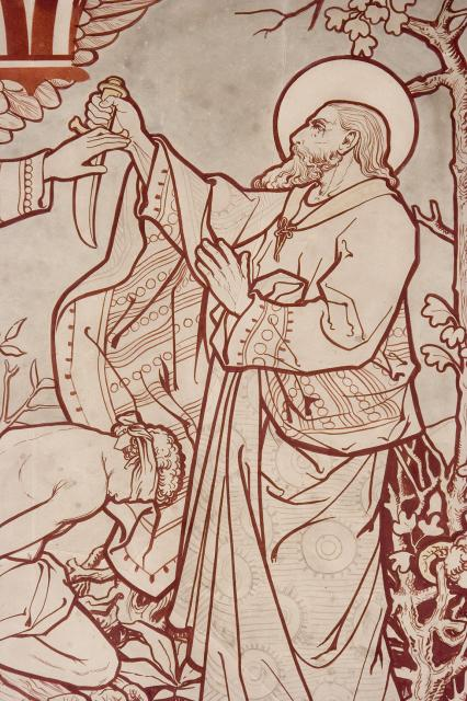 Abraham    from    Scenes from the Bible