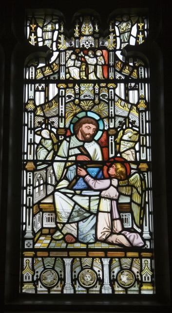 St Matthew the Evangelist    from    The Four Evangelists