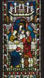 Christ Turning Water into Wine: Scenes from the Gospels with the Twelve Disciples