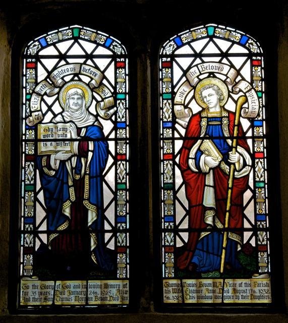 St Elizabeth and St Luke